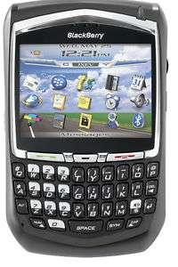 RE NEW SPRINT BLACKBERRY RIM 8703e Color PDA Cell Phone