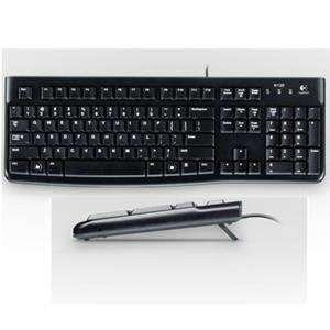 NEW Logitech K120 USB Keyboard (Input Devices) Office Products