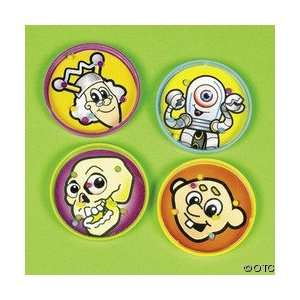 Halloween Plastic Toy Puzzles 2pk Toys & Games