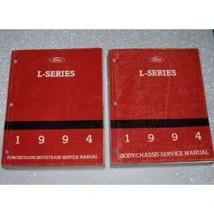 com 1994 Ford L Series Truck Service Manuals (Powertrain, Drivetrain