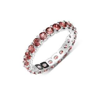 2.00cttw Natural Round Red Garnet (AA+ Clarity,Red Color