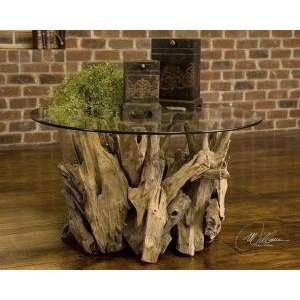 Uttermost Driftwood Cocktail Table: Furniture & Decor
