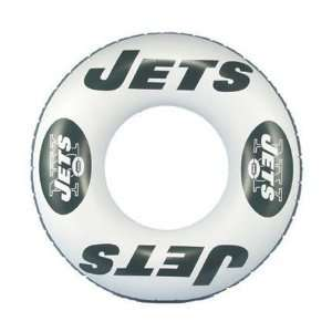 New York Jets Inner Tube Pool Float Sports & Outdoors