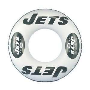 New York Jets Inner Tube Pool Float Sports & Outdoors