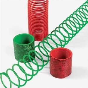 Magic Springs   Red and Green   12 per unit Toys & Games