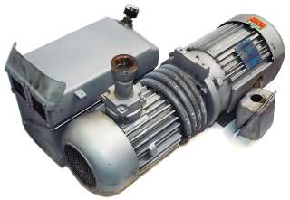 Busch RC0100 Vacuum Pump 5 HP RC 0100 / Two Available / Warranty