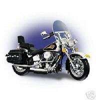 Harley Davidson® Softail Classic SIL/BLA Franklin Mint