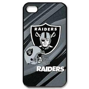 iPhone 4/4s Covers Oakland Raiders logo hard case: Cell