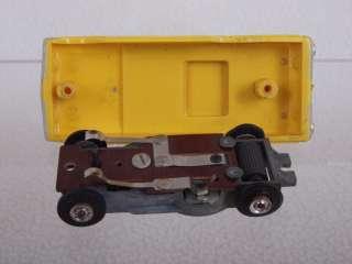 Vibrator Slot Car 52 Ford Station Wagon Custom Chrome Version Nice