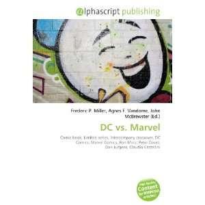 DC vs. Marvel (9786133590601) Books