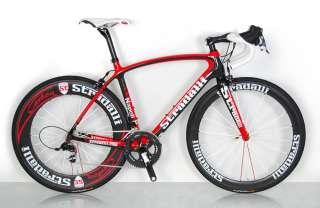 SRAM RED BLACK FULL CARBON ROAD BIKE RACE BICYCLE BB30 SM