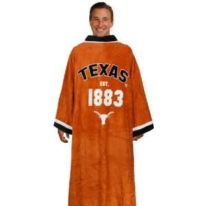 Unisex Burnt Orange Uniform Snuggie Blanket Sports & Outdoors