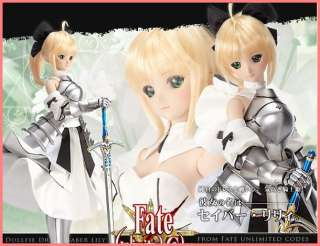 VOLKS Dollfie Dream DD Fate / unlimited codes Saber Lily + Avalons