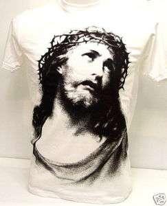 Jesus Christ GOD Guns N Roses Axl Punk Rock T Shirt L