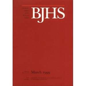 British Journal for the History of Science: David Knight: Books