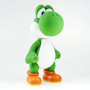 Super Mario 5 PVC Figure   Yoshi (Green)  Toys & Games