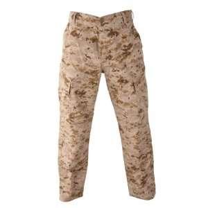 Genuine USMC MCCUU Desert Marpat BDU Pants   Sizes Available Small