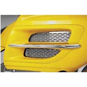 Show Chrome Radiator Accent Grille , Finish Chrome 52 750