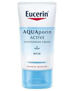 Eucerin AQUAporin ACTIVE Moisturising Cream Rich 40ml   Boots