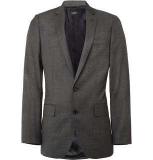 Clothing  Blazers  Single breasted  Worsted Wool