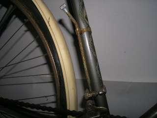 Vintage (1961?) Raleigh Lenton Grand Prix Bicycle