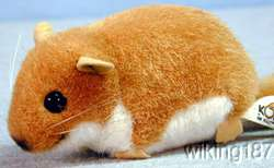 KOSEN made in GERMANY NEW COMMON DORMOUSE PLUSH TOY