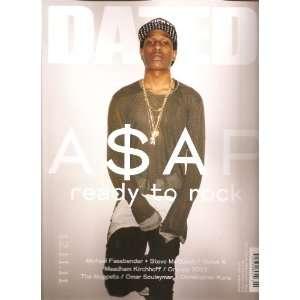 Dazed & Confused Magazine (February 2012) Various Books