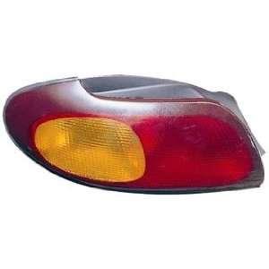 QP F8114 a Ford Taurus Driver Sedan Tail Light Lamp