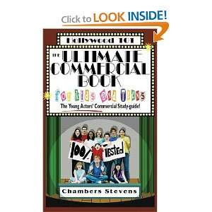 Commercial Book for Kids and Teens: The Young Actors Commercial
