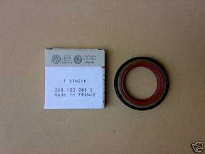 Simmerring VW Golf 1,2,3 Jetta Polo Passat Audi 80 100