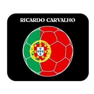 Ricardo Carvalho (Portugal) Soccer Mouse Pad