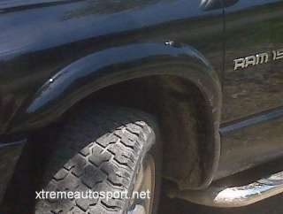 These Pictures Are Of Our Fender Flares Painted To Match One Of Our