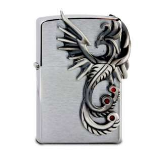 Original Zippo Phoenix Emblem limitierte Edition Stokes