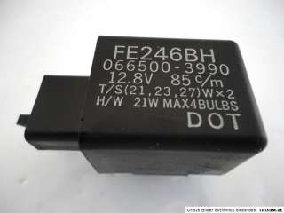 Yamaha R1 RN01 RN04 Relais Blinker Blinkrelais flasher relay 98 relé