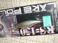 Jackall Bros Flat Side Crank Bait RS 150SP 303 Liv Shad