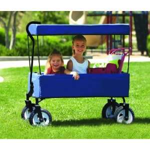 Fold it & Go Wagon (Blue)  Toys & Games