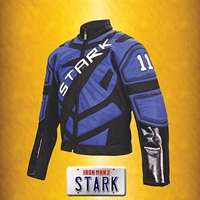 Iron Man 2 Tony Stark Racing Jacket