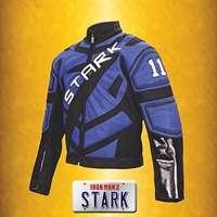 Iron Man 2 Tony Stark Racing Jacket