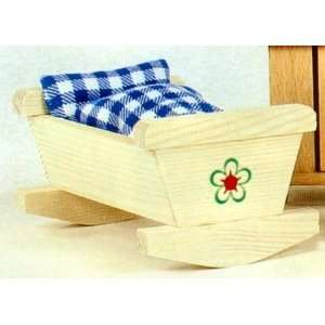 DIY Doll Cradle http://www.popscreen.com/p/MTI0Nzc2NTM2/DIY-Build-Wood-Doll-House-Plan-12-large-fashion-Barbie-eBay