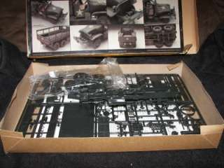 italeri testors military model 1/35 scale GMC 2 1/2 ton truck made