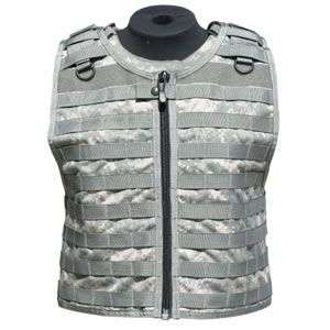 Spec Ops Over Armor Vest   Coyote Brown   9192