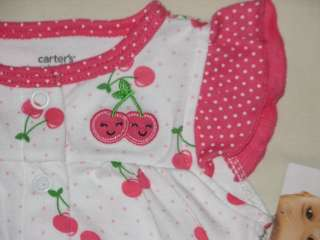 NWT Infant Girl Spring Summer Clothes Newborn Lot NEW