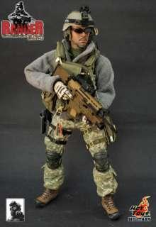 HOT TOYS US ARMY RANGER 75th REGIMENT Mk16 SCAR Ver