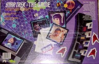 CLASSIC #19231 STAR TREK The Game 1992 Mint NEW Sealed!