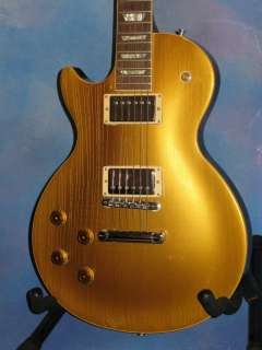 1991 GIBSON LES PAUL PRE HISTORIC 57 GOLDTOP REISSUE LEFTY LEFT