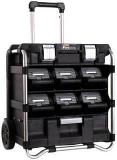 Stanley Pro Tools Organizer Mobile Work Rolling Center