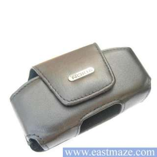 Leather Case for Nokia 6600,6620,6630,N92,N93i