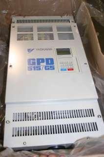 Yaskawa Variable Speed Drive GPD 515/G5