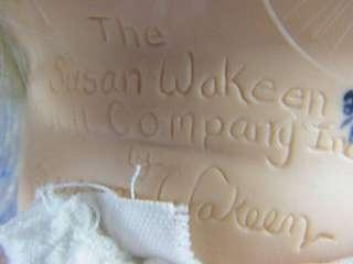 Susan Wakeen 20 Vinyl Doll Love Me Tender w/ Box COA