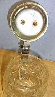 Antique German Glass Lidded Beer Stein 1926 #BE